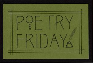 Poetry Friday Button