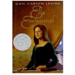 Ella Enchanted cover image