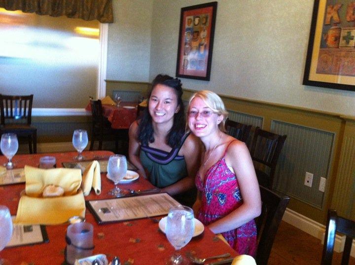 Emily and Madeleine image