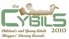 Cybils 2010 logo