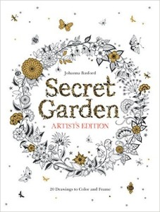 Secret Garden Artist's Edition cover image