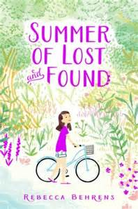 Summer of Lost and Found cover image