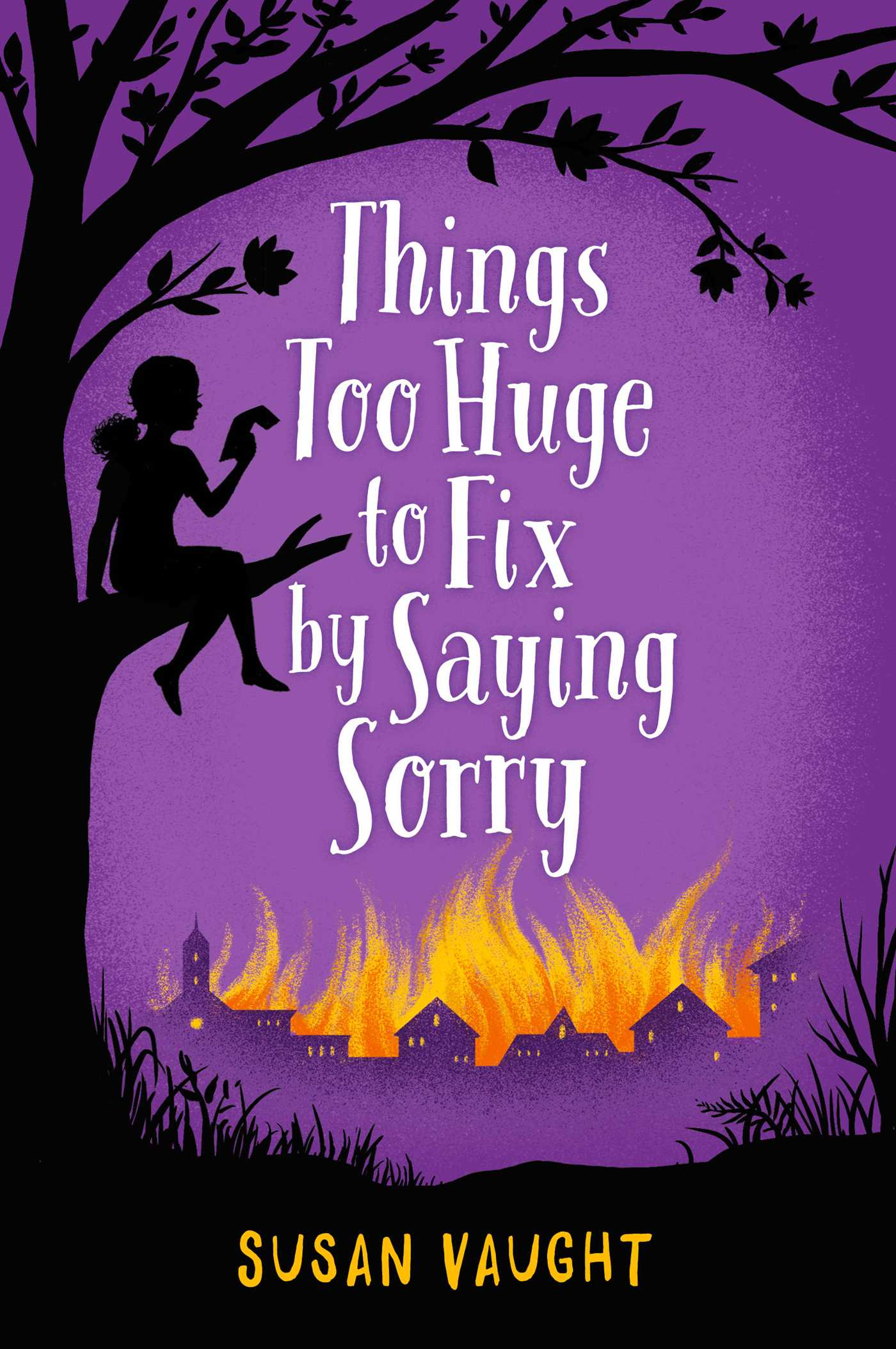 review things too huge to fix by saying sorry by vaught
