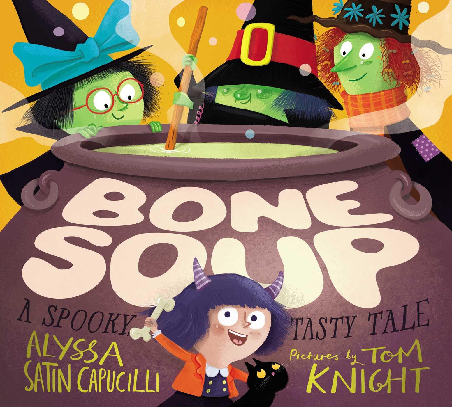 Bone Soup cover image