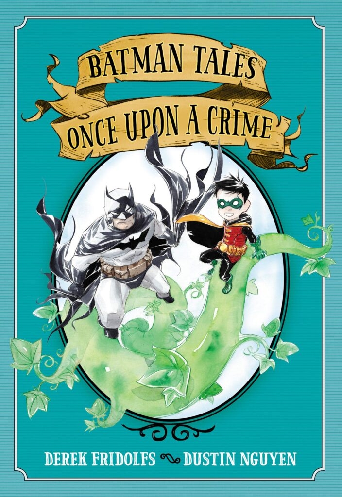 Batman Tales Once Upon a Crime cover image