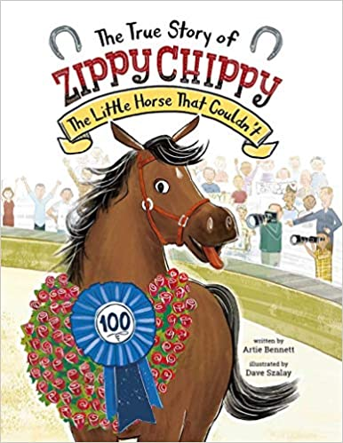 The True Story of Zippy Chippy cover image